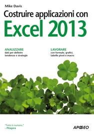 Costruire applicazioni con Excel 2013 - copertina