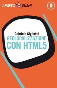 Geolocalizzazione con HTML5 - copertina