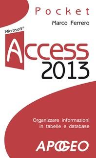 Access 2013 - Librerie.coop