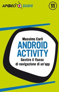 Android Activity - copertina