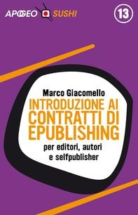 Introduzione ai contratti di ePublishing - Librerie.coop