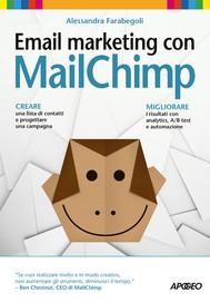 Email marketing con MailChimp - copertina