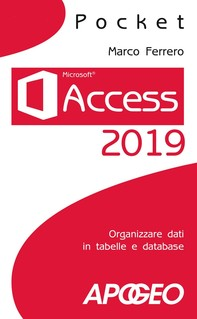Access 2019 - Librerie.coop