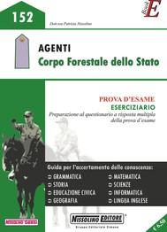 Agenti Corpo Forestale dello Stato - copertina