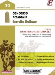 Concorso Accademia - Esercito Italiano - copertina