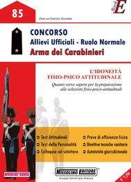 Concorso Allievi Ufficiali - Ruolo Normale Arma dei Carabinieri - copertina