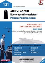 Allievi Agenti Ruolo agenti e assistenti Polizia Penitenziaria - copertina