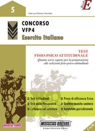 Concorso VFP4 Esercito Italiano - copertina