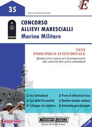 Concorso Allievi Marescialli Marina Militare - copertina