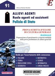 Allievi Agenti Ruolo agenti ed assistenti Polizia di Stato - copertina