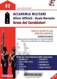 Accademia Militare Allievi Ufficiali Ruolo Normale Arma dei Carabinieri - copertina