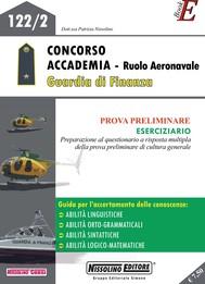 Concorso Accademia - Ruolo Aeronavale - Guardia di Finanza - copertina