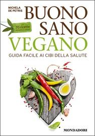 Buono, sano, vegano - copertina