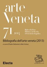 Arte Veneta 71 - copertina