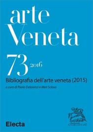 Arte Veneta 73 - copertina