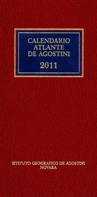 Calendario atlante De Agostini 2011. Con aggiornamento online - copertina