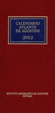 CALENDARIO ATLANTE DE AGOSTINI 2012 - copertina