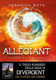 Allegiant - copertina