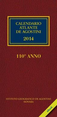 CALENDARIO ATLANTE DE AGOSTINI 2014 - it - copertina