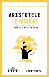 Le passioni - copertina