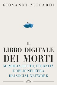 Il libro digitale dei morti - copertina