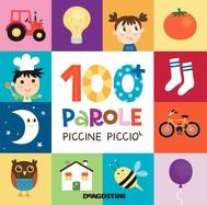 100 parole Piccine Picciò - copertina
