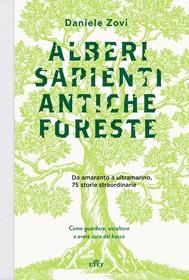 Alberi sapienti, antiche foreste - copertina