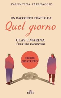 Ulay e Marina. L'ultimo incontro - Librerie.coop