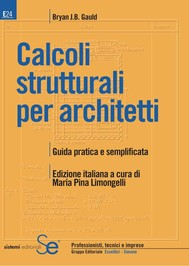 Calcoli strutturali per architetti - copertina