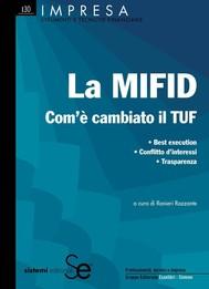 La MIFID - Com'è cambiato il TUF - copertina