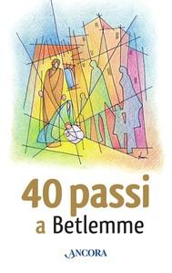 40 passi a Betlemme - copertina