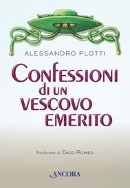 Confessioni di un Vescovo Emerito - copertina