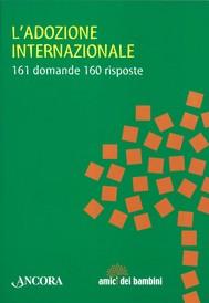 L'adozione internazionale - copertina