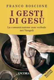 I gesti di Gesù - copertina