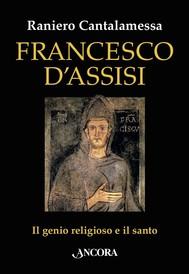 Francesco d'Assisi - copertina