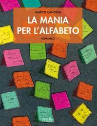 La mania per l'alfabeto - copertina