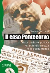Il caso Pontecorvo - copertina