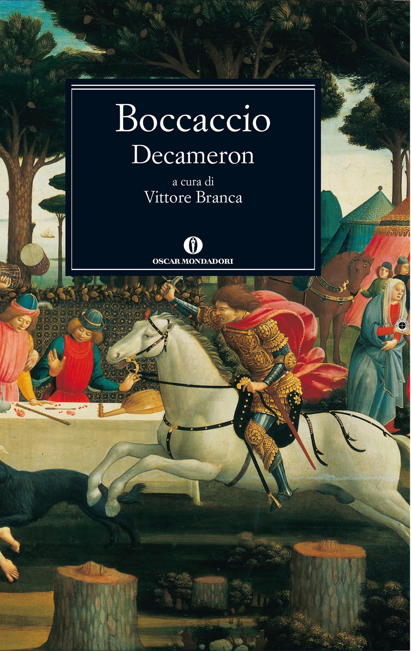 Decameron (Mondadori), Giovanni Boccaccio | Ebook Bookrepublic