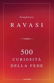 500 curiosità della fede - copertina