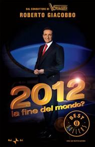2012 la fine del mondo? - copertina