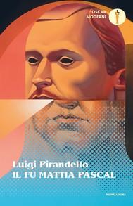 Il fu Mattia Pascal (Mondadori) - copertina