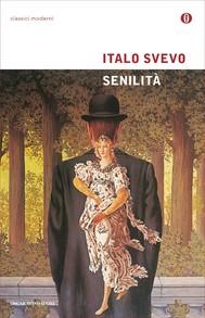 Senilità (Mondadori) - copertina