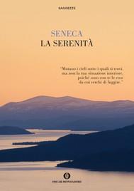 La serenità (Mondadori) - copertina