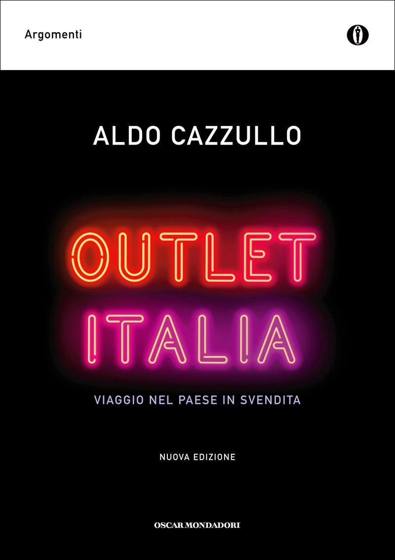 Outlet Italia, Aldo Cazzullo | Ebook Bookrepublic