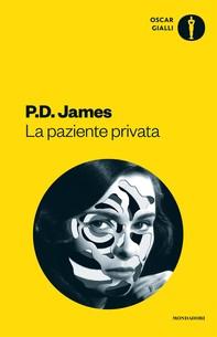 La paziente privata - Librerie.coop
