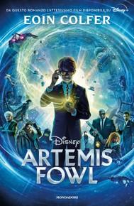Artemis Fowl - 1. - copertina