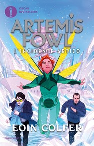 Artemis Fowl - 2. L'incidente artico - copertina