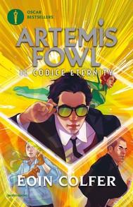 Artemis Fowl - 3. Il Codice Eternity - copertina