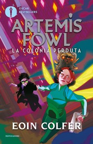 Artemis Fowl - 5. La colonia perduta - copertina
