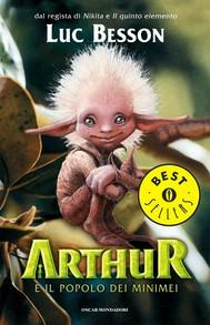 Arthur e il popolo dei Minimei - copertina